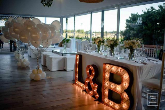 Espacio Marquez (Salones de Fiesta) | Casamientos Online