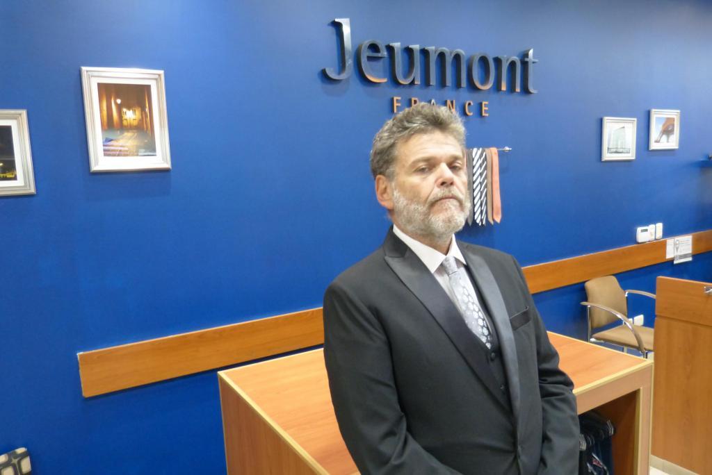 Jeumont France Alfredo Casero