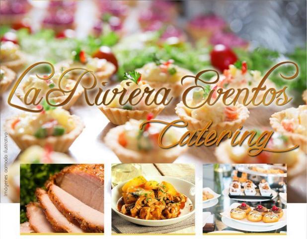 La Riviera catering y eventos va a donde quieras!