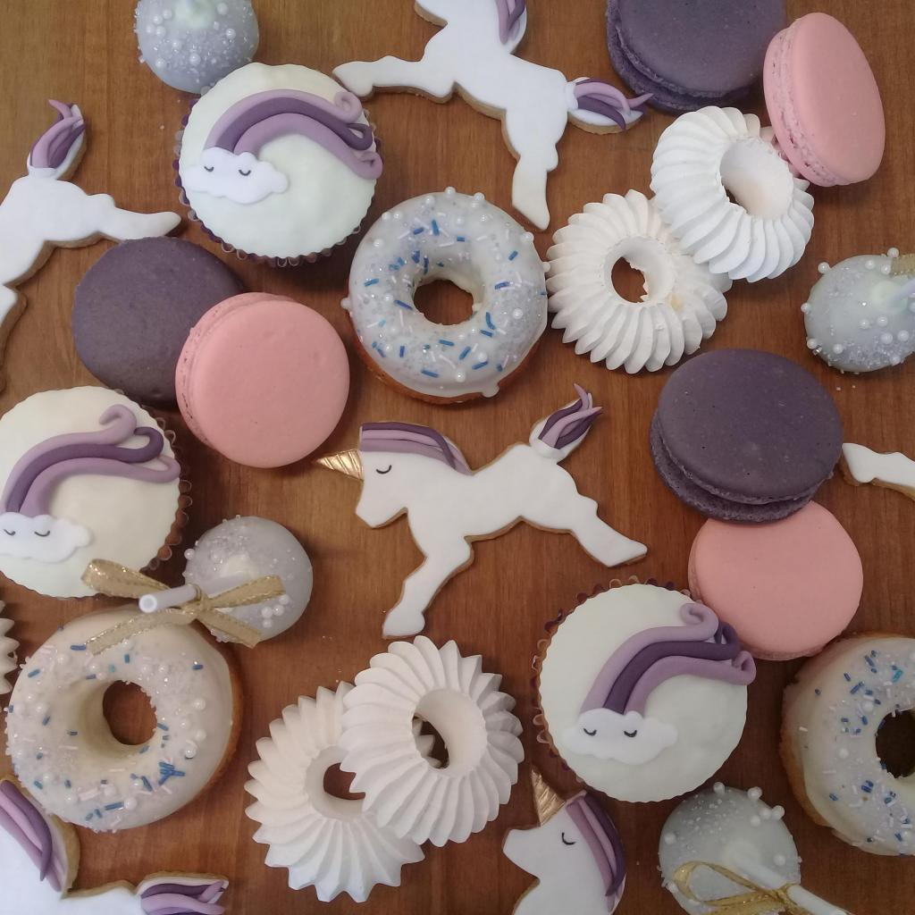 Souvenirs en pasteleria