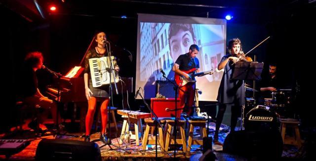 Merienda Amélie, Show de Música Francesa