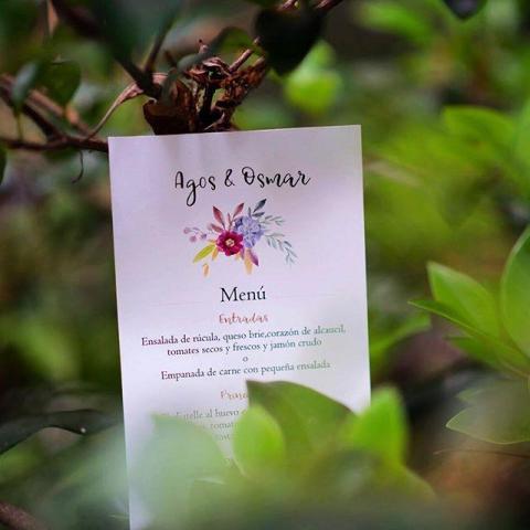 Tierra de regalos (Souvenirs) | Casamientos Online