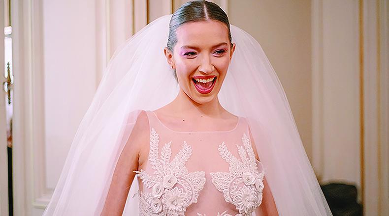 Vestidos de novia 2019-2020 por Jorge Rey