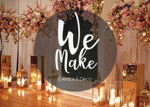 We Make (Ambientación y Centros de Mesa)