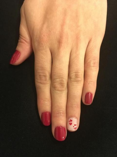 Manicuría y Esmalte común con Nail Art | Casamientos Online