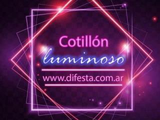 DI FESTA - Cotillón luminoso