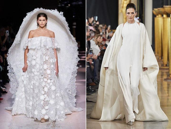 Givenchy y Stéphane Rolland