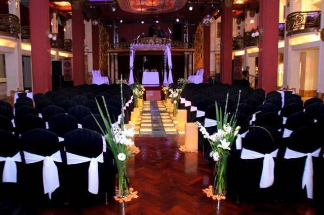 Palacio Tango (Salones de Fiesta)   Casamientos Online