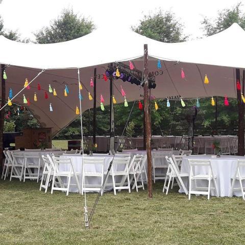 Party Design La Canastita (Ambientación y Centros de Mesa)