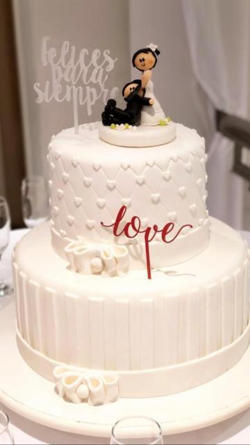 Torta Alegórica | Casamientos Online