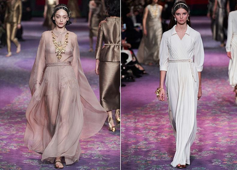 Vestidos camiseros by Dior