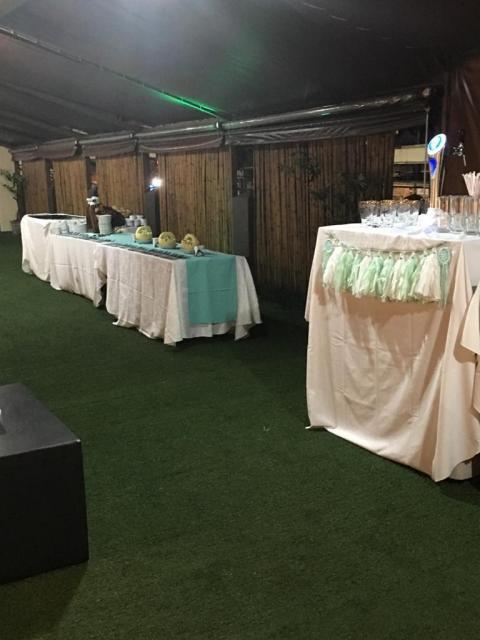 Yarne Parque Chacabuco | Casamientos Online