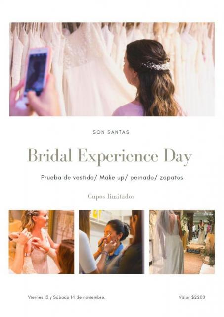 Bridal Experience Day 2020   Casamientos Online