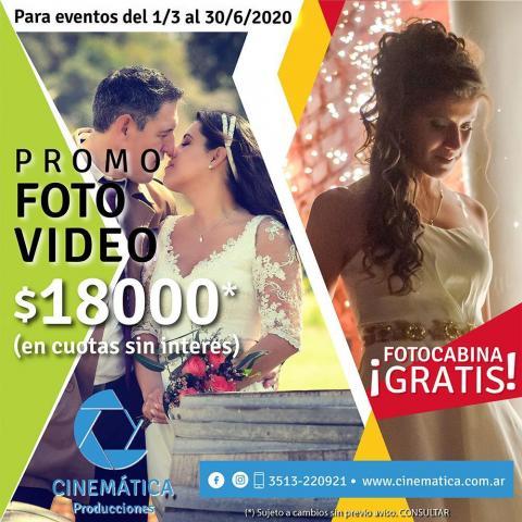 PROMO 2020-1 FOTO Y VIDEO