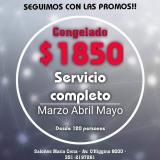 PRECIOS CONGELADOS!!!