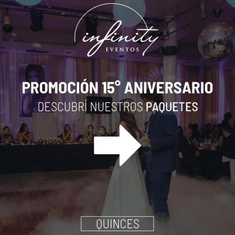 15 Años - Golden Pack - All Inclusive