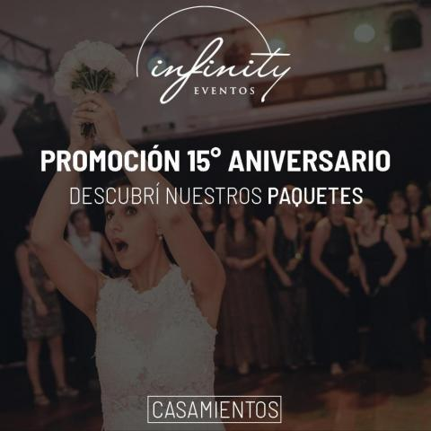 Casamientos - Platinum Pack - All Inclusive