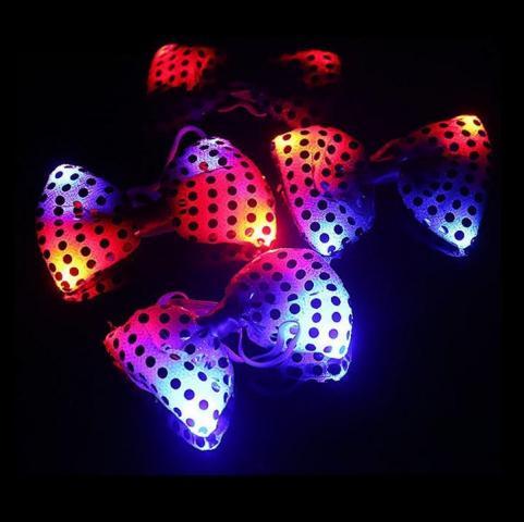 Moño LED