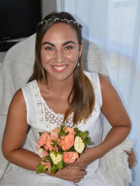 Maquillaje y Peinado civil | Casamientos Online