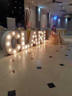 Imagen de Cristal Recepciones La...
