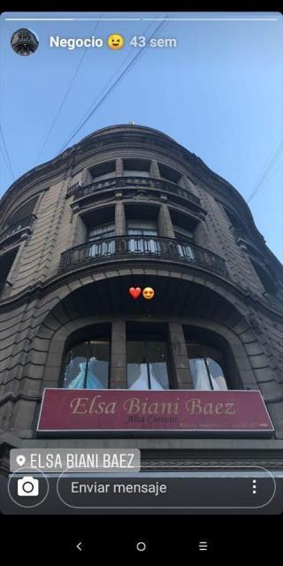 Elsa Biani Báez (Vestidos de Fiesta y Madrina)