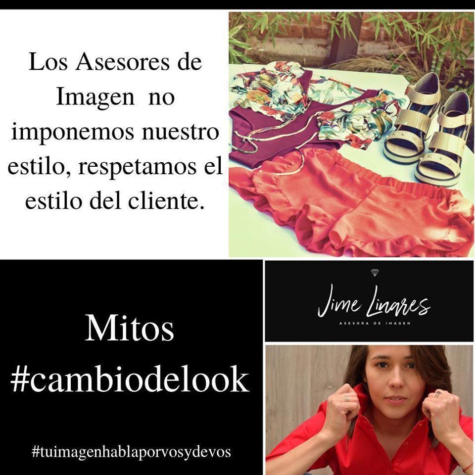 Jimena Linares Asesora de Imagen