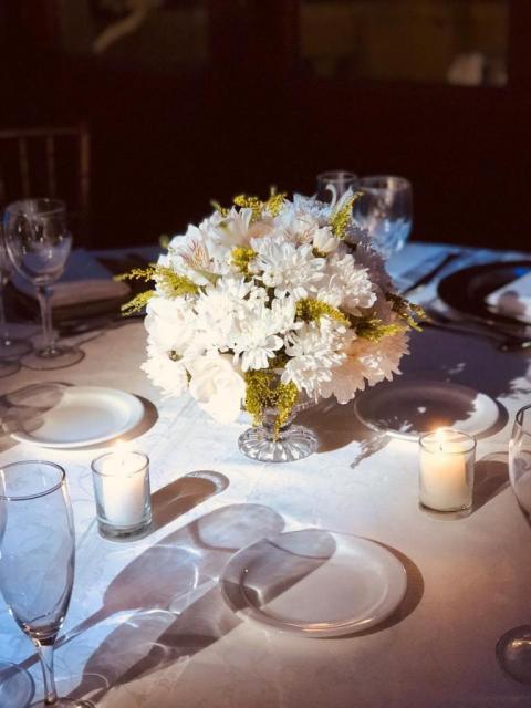 Ideales centros de mesa