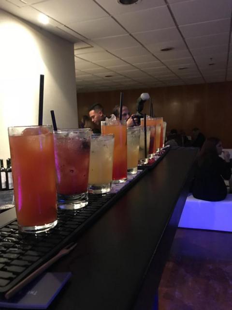 The Blue Bar (Bebidas y Barras de Tragos) | Casamientos Online