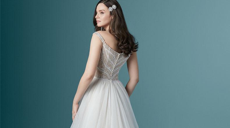 Vestidos de novia estilos