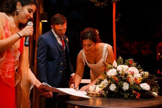 Ceremonias Mágicas Analía   Federico en Tucumán | Casamientos Online