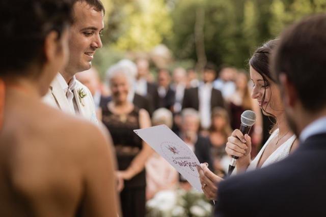 Ceremonias Mágicas Cata   Nico | Casamientos Online