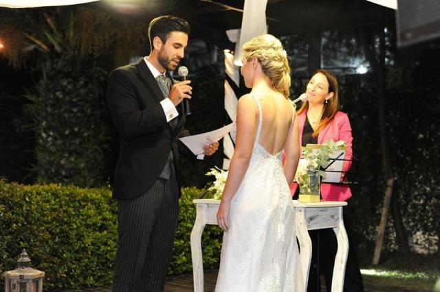 Ceremonias Mágicas  Flor   Pablo | Casamientos Online