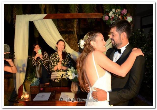 Ceremonias Mágicas Marianela   Raul | Casamientos Online