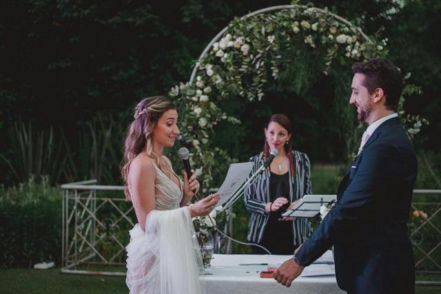 Ceremonias Mágicas Taina   Ivan | Casamientos Online