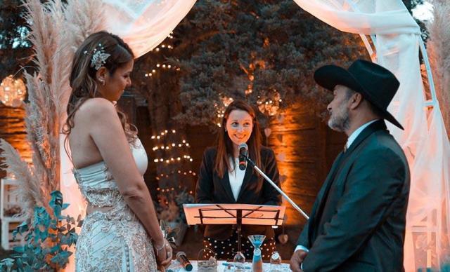 Ceremonias Mágicas Valeria   Mariano | Casamientos Online