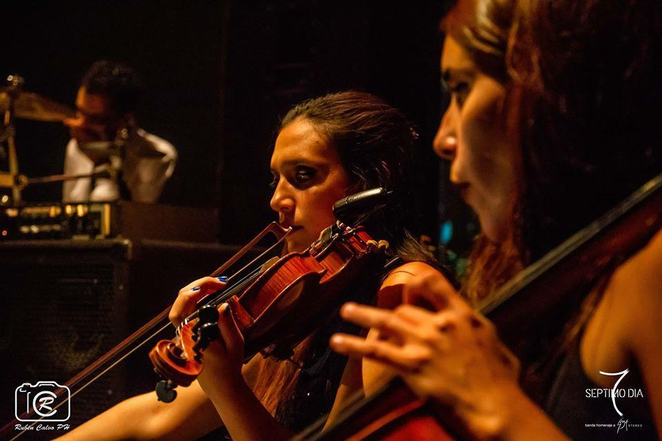 Daniela Nazar (Shows musicales)