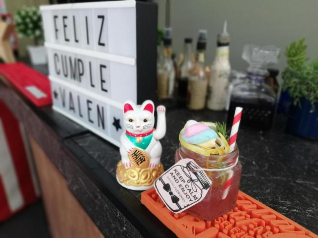 Cocteleria sin Alcohol para Niños y Adolescentes.