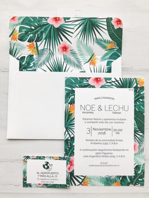 Noe&Lechu | Casamientos Online