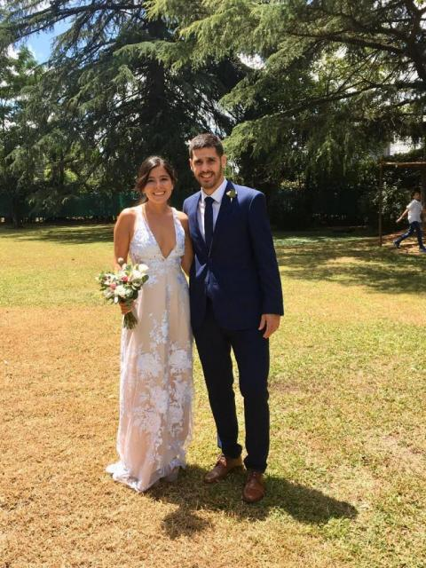 Samara Pilar | Casamientos Online