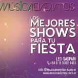 Música Eventos (Shows Musicales)