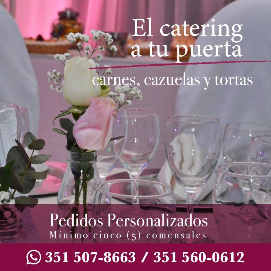 El catering en tu puerta!!!!!!