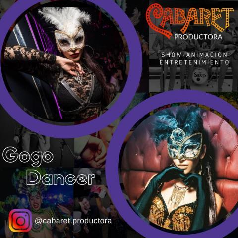 Gogo Dancer | Casamientos Online