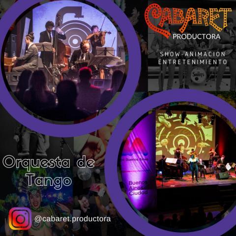 Orquesta de Tango | Casamientos Online