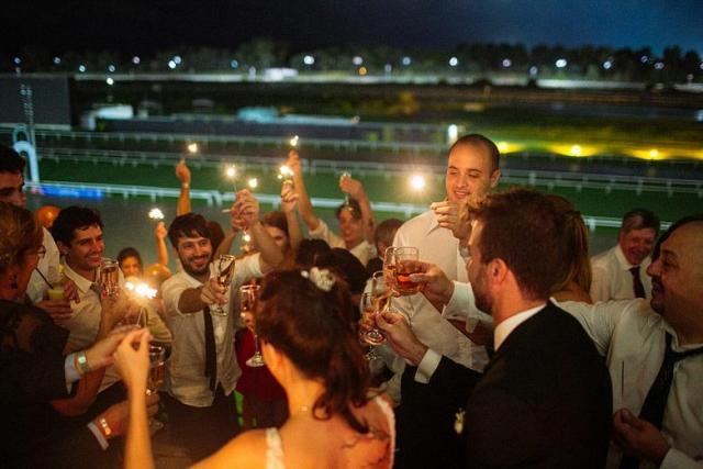 Hipodromo de Palermo by Ambient House Catering