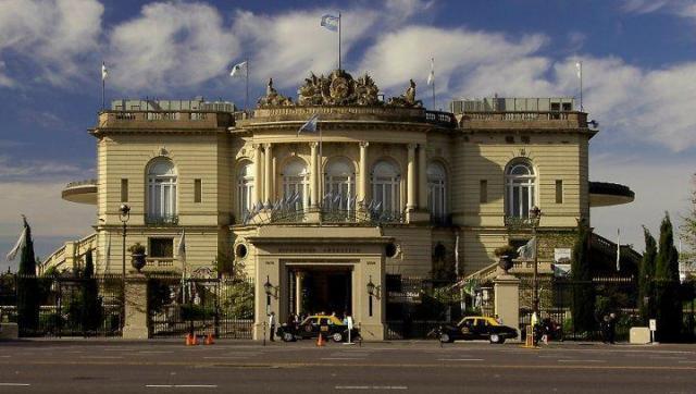 Hipódromo de Palermo by Ambient House Catering (Salones de Fiesta) | Casamientos Online