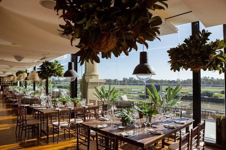 Hipódromo de Palermo by Ambient House Catering