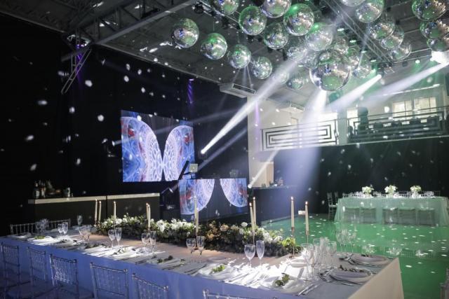 Eventos delta s.a. (Salones de Fiesta)