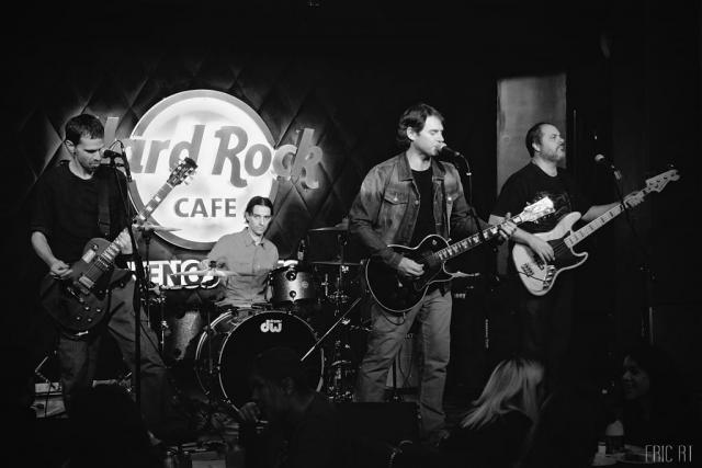 Triple B Covers en Hard Rock Café Bs. As.