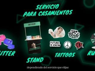 Tatuajes Temporales - No Pain Tattoos