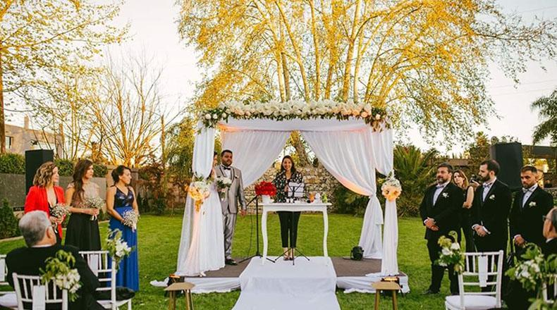 ¿Qué opciones podemos elegir para personalizar una ceremonia